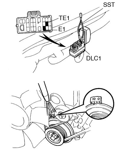 Toyota Supra Jza80 Diagnostics Pre Check 2jz Ge Engine