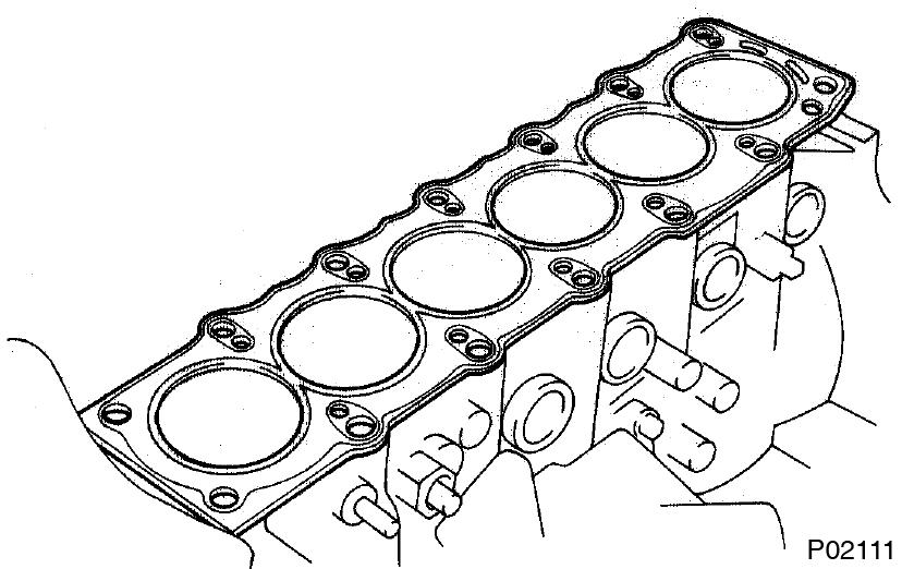 Toyota Supra Jza80 2jz Gte Engine Cylinder Head Installation