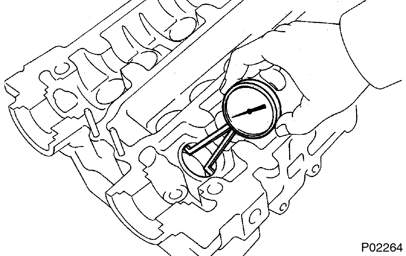 Toyota Supra Jza80 2jz Gte Engine Cylinder Head Inspection