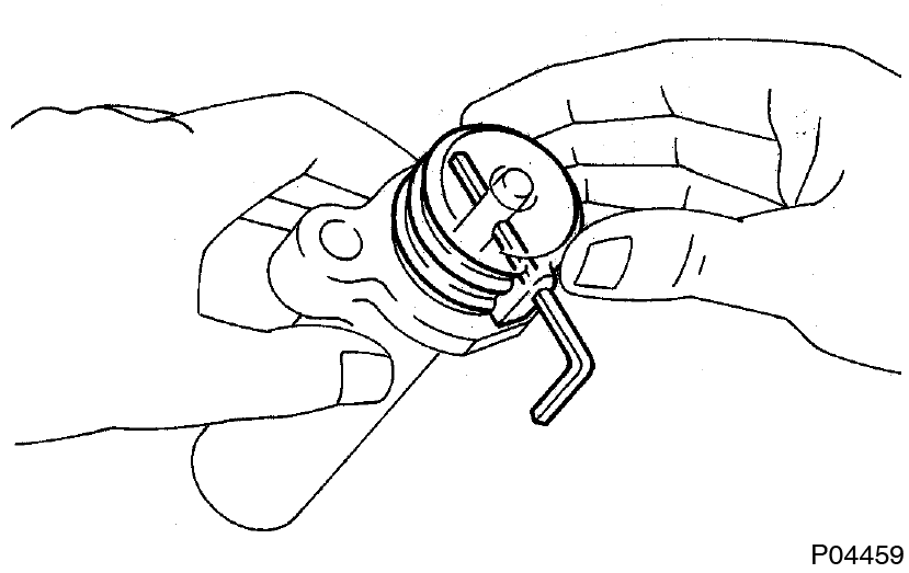 Timing Belt Installation