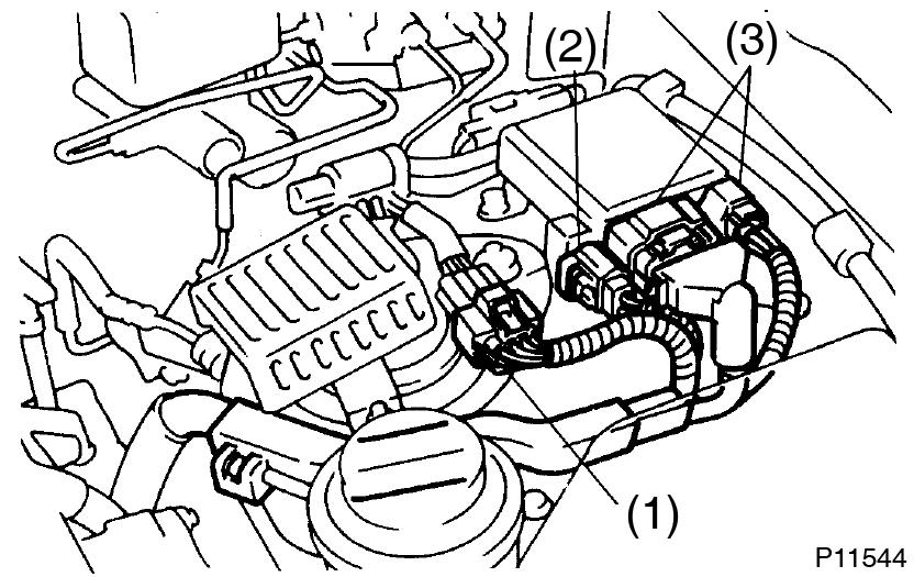toyota supra jza80    2jz  engine unit removal