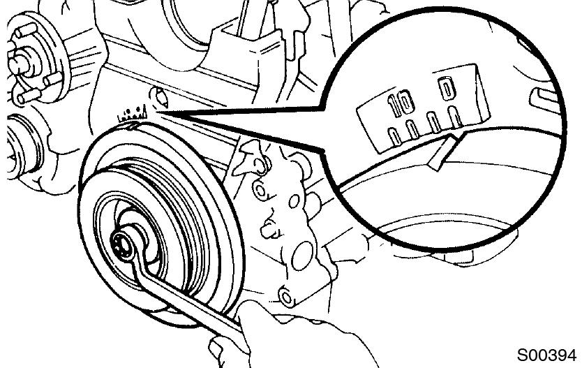Toyota Supra Jza80 2jz Ge Engine Timing Belt Removal